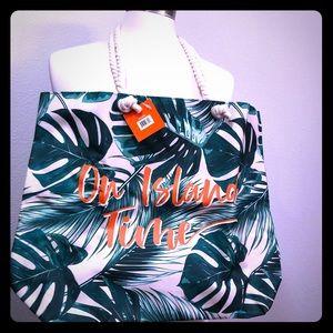 On Island Time Bag